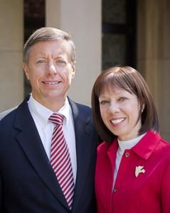 Harold and Sally Shank